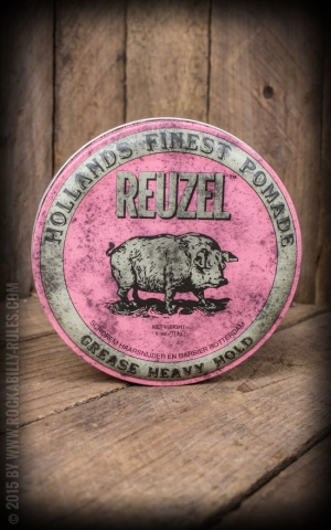 Reuzel Pomade - Heavy Hold 4oz./113g