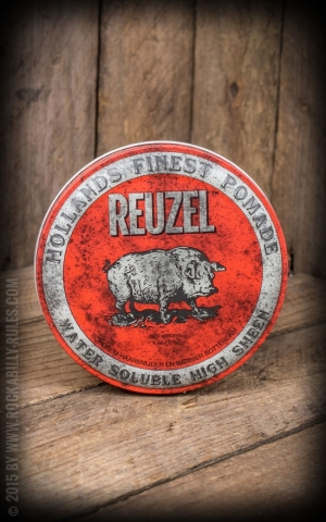 Reuzel Pomade - High Sheen 4oz./113g