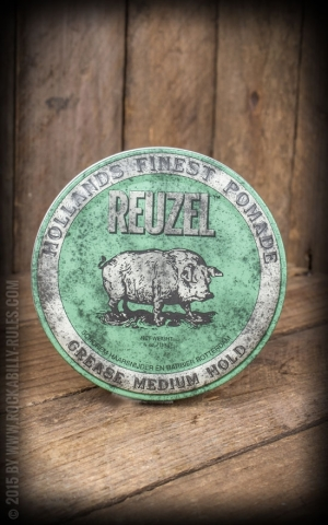 Reuzel Pomade - Medium Hold 4oz./113g