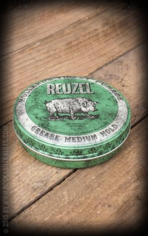 Reuzel Pomade - Medium Hold 4oz./113g