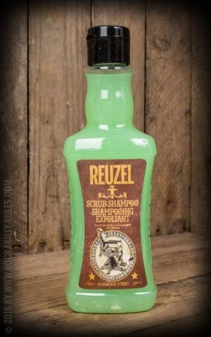Reuzel Scrub Shampoo 11,83oz./350ml