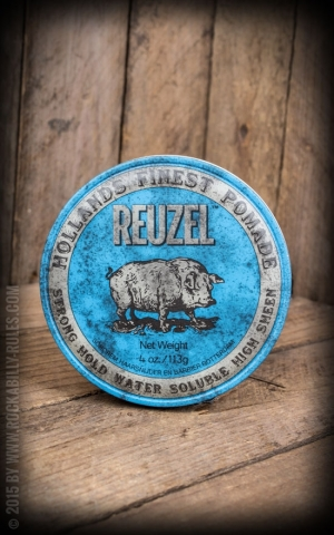 Reuzel Pomade - Strong Hold High Sheen 4oz./113g