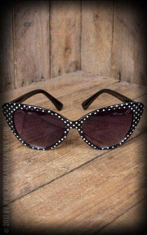 Revive Eyewear - Sunglasses Polkadot Cat Eye