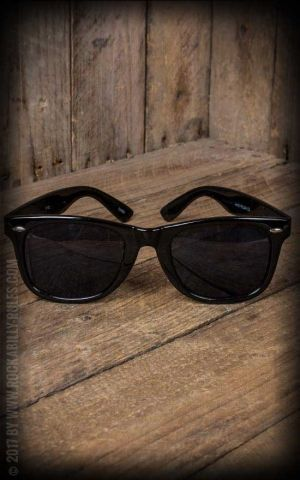 Revive Eyewear - Sunglasses Black Wayfarer