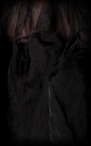 Belsira Petticoat kurz Rockabella - schwarz