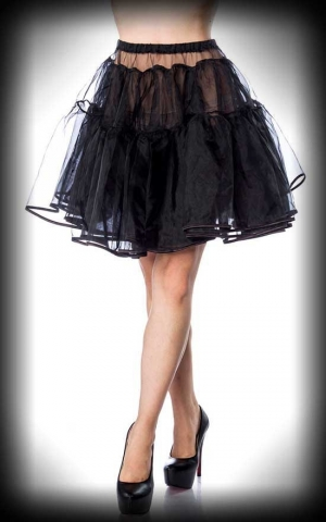 Belsira Jupon court Rockabella - black