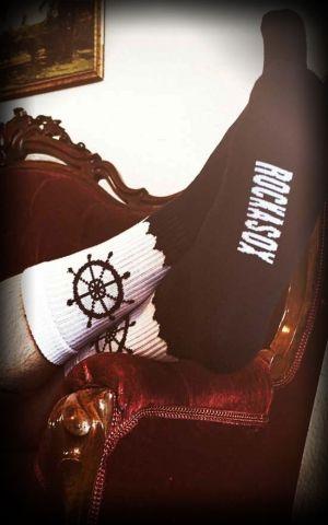 Rockasox - Lo Skatersocken Maynard