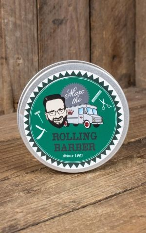 Marc the Rolling Barber Pomade wasserbasiert, Pfefferminze