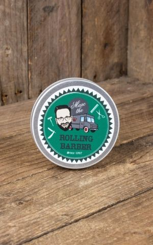 Marc the Rolling Barber Pommade à base deau, menthe 75ml