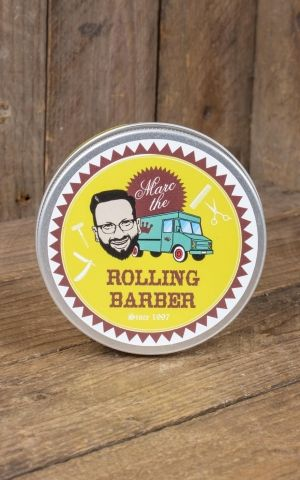 Marc the Rolling Barber Pomade waterbased, Lemon