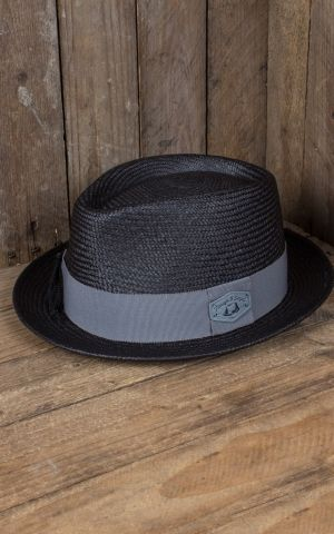 Rough & Loyal - Hat Rodrigo López, black
