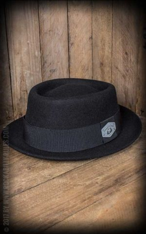 Rough & Loyal - Hat Frank Loris, black
