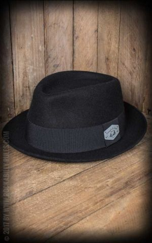 Rough & Loyal - Hat Mr. Wisher, black