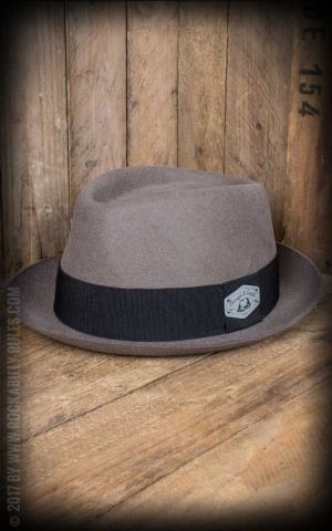 Rough & Loyal - Hat Sam Rogers, grey