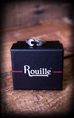 Rouille Ring RaceRing - Silver
