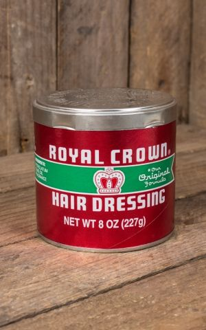 Royal Crown Hair Dressing Pomade - 227gr