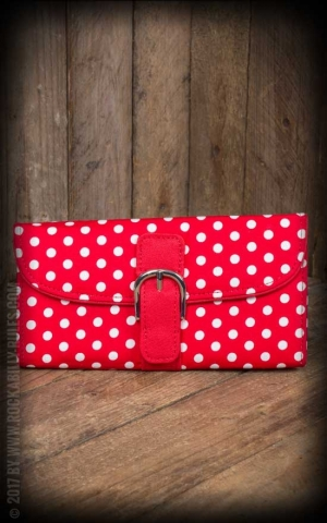 Ruby Shoo - Polka Dot Purse Como