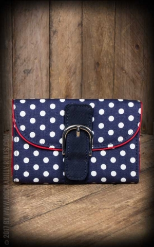 Ruby Shoo - Polka Dot Purse Garda