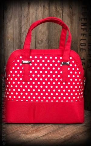 Ruby Shoo - Polka Dot Handbag Lima