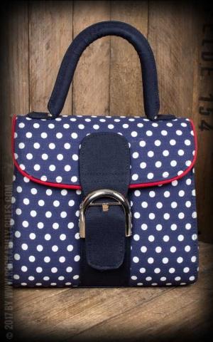 Ruby Shoo - Polka Dot Handbag Riva