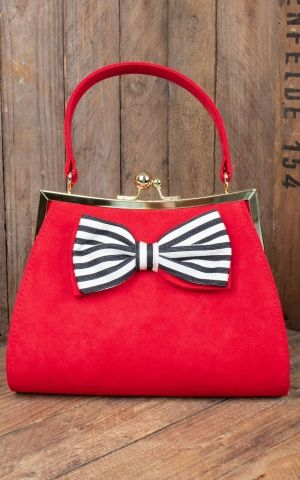Ruby Shoo - Pin-Up Handbag Logan