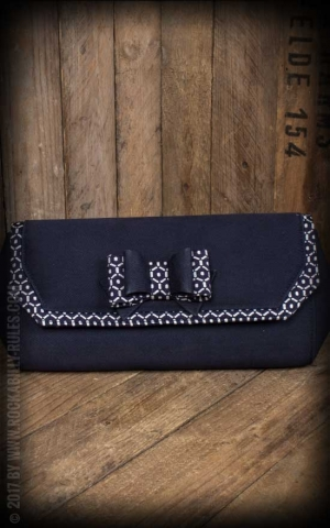 Ruby Shoo - Clutch Brighton, blau