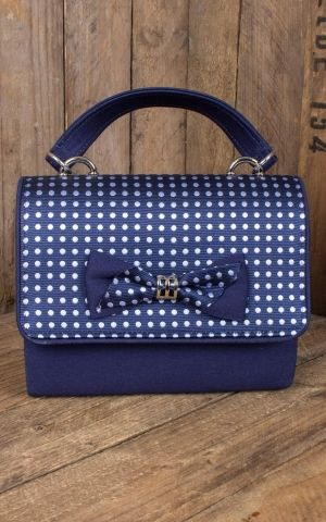 Ruby Shoo - Sac à Main Polka Dot Mali