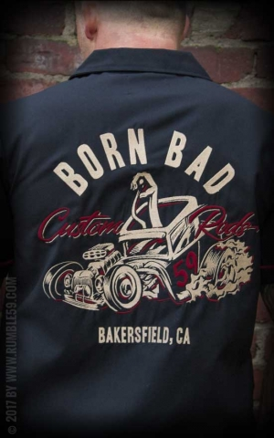 Rumble59 - Worker Shirt - Born Bad