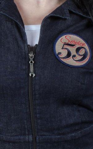 Rumble59 Ladies Denim - Shortall