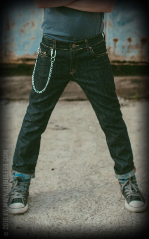 Rumble59 - Sling Shot Rebels - Kids Jeans