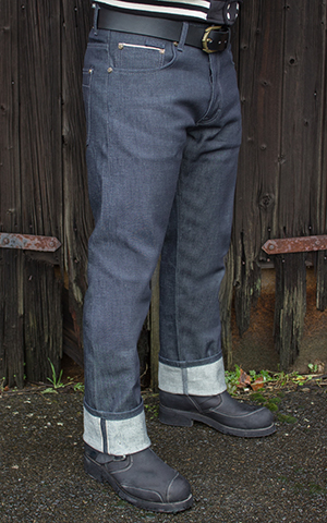 Rumble59 - Raw Selvage Denim - Sailors Grave
