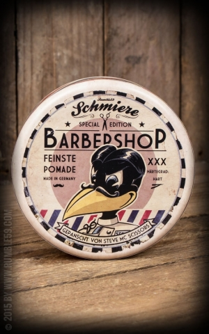 Rumble59 - Schmiere - Special Edition - Barbershop strong