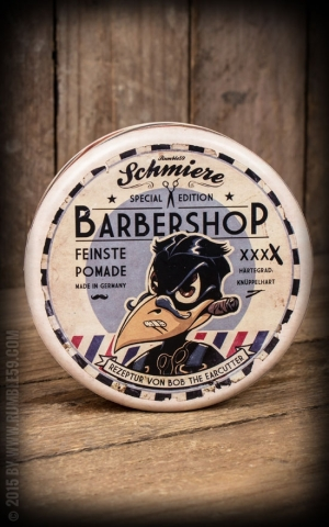 Rumble59 - Schmiere - Special Edition - Barbershop rock hard