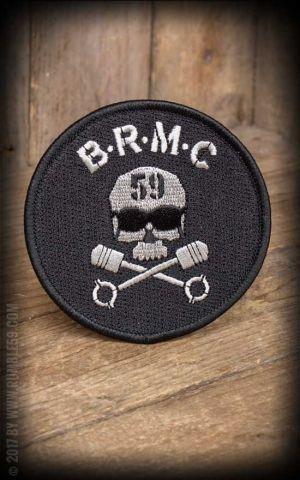 Rumble59 - Aufnäher BRMC