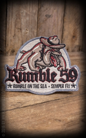 Rumble59 - Patch On the sea - Semper fi