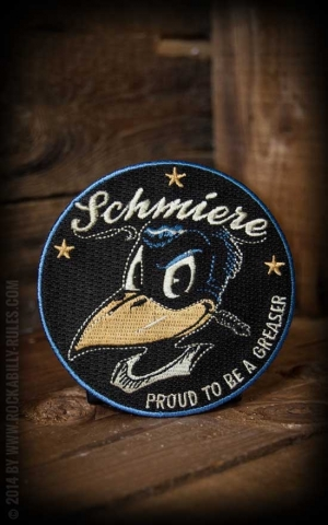 Rumble59 - Aufn�her Schmiere-Proud to be a greaser