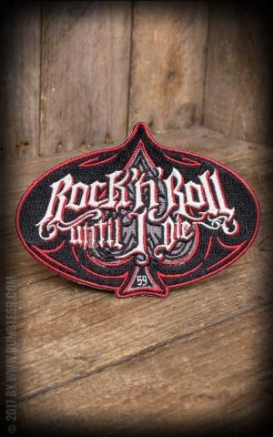Rumble59 - Patch RocknRoll Until I Die