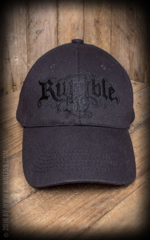 Rumble59 - Baseball Cap - noir