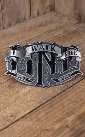 Rumble59 - Buckle I walk the line