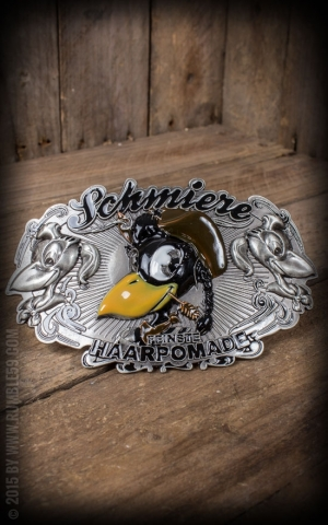 Rumble59 - Schmiere Buckle Cowgirl