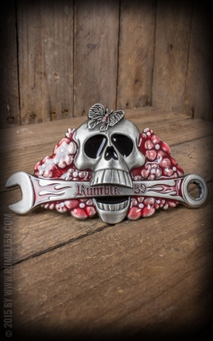 Rumble59 - Buckle Wrench Skully