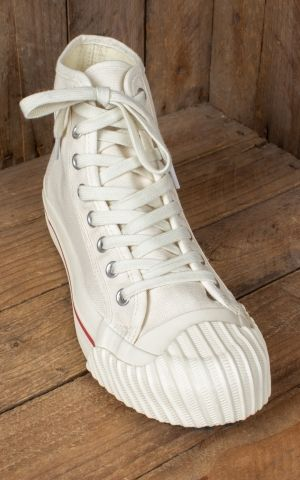 Rumble59 - Burnout-Sneaker - creme