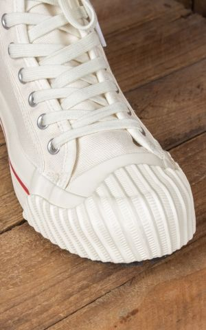 Rumble59 - Burnout-Sneaker - offwhite