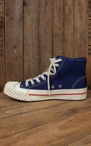 Rumble59 - Burnout-Sneaker - navy blue