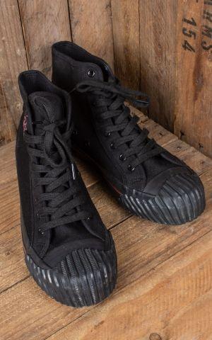 Rumble59 - Burnout-Sneaker - schwarz/schwarz