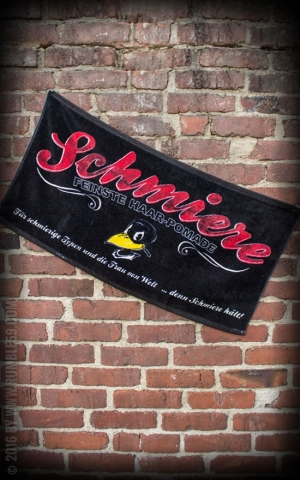 Rumble59 - Towel - Schmiere