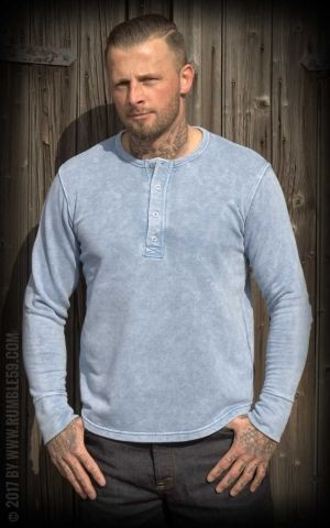 Rumble59 - Henley Shirt