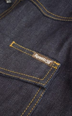 Rumble59 Jeans - RAW Japan Selvage Denim Shirt | Jeanshemd