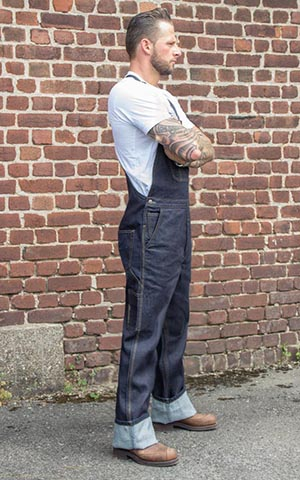 Rumble59 Jeans - Dungarees | Latzhose