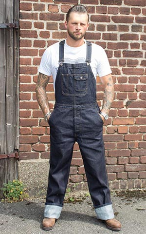 Rumble59 Denim - Dungarees
